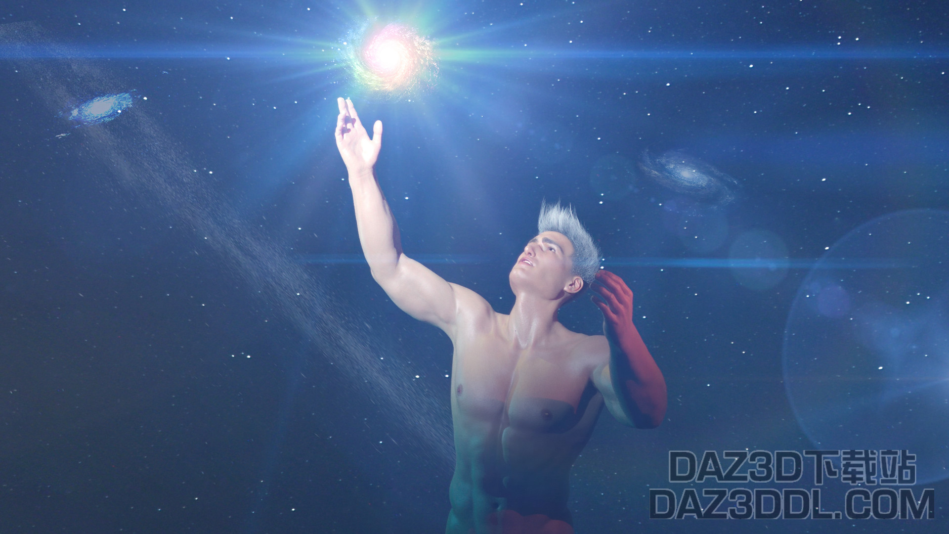 the galaxy-DeNoiseAI-ps.jpg