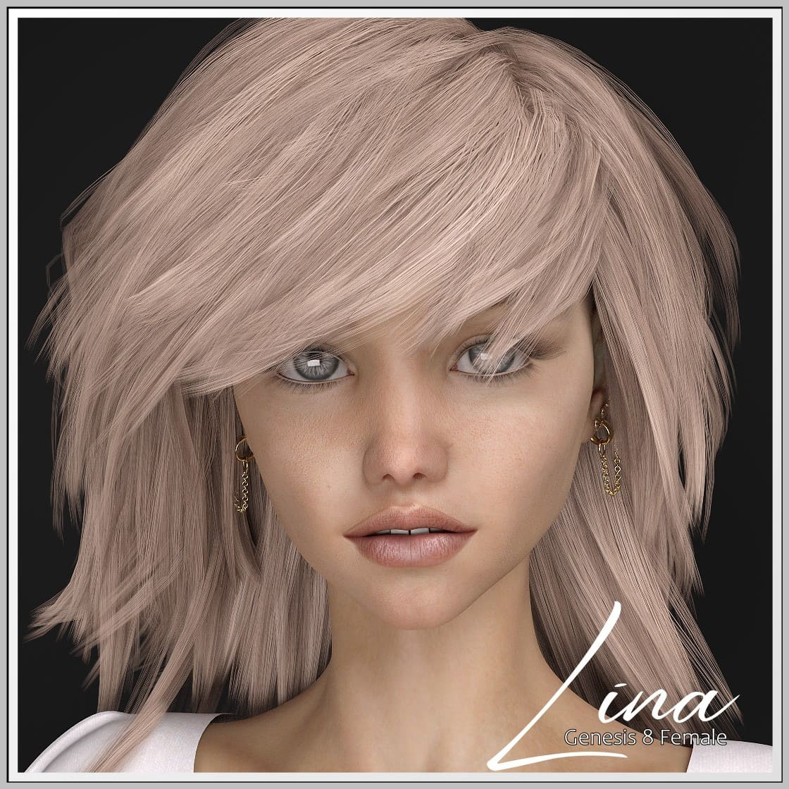 Lina- G8F_DAZ3D下载站