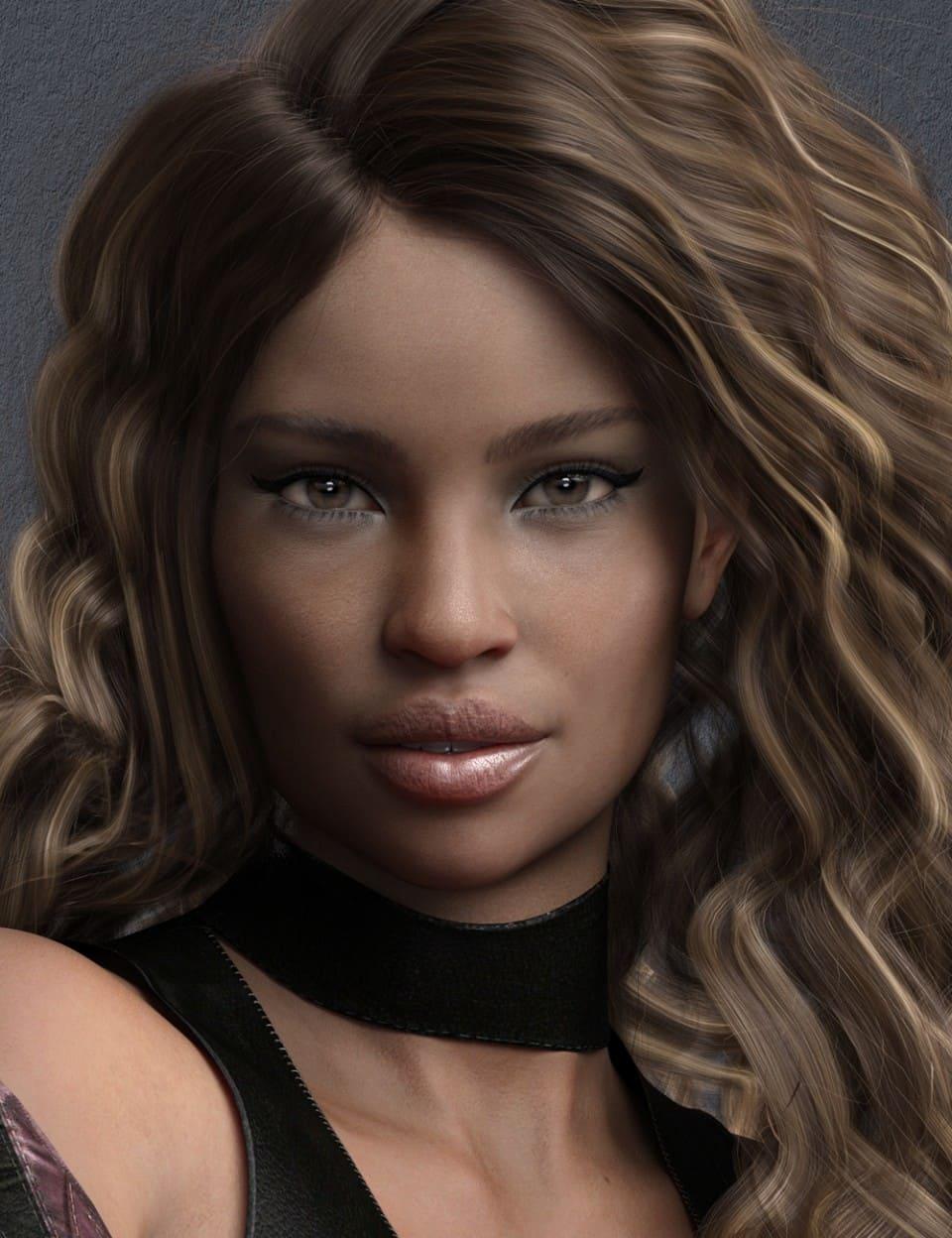 Sheridan HD for Genesis 8 Female_DAZ3D下载站
