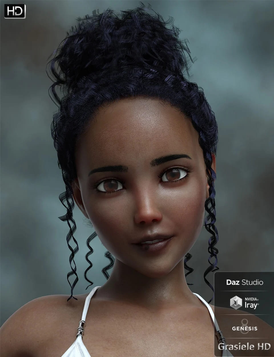 Grasiele HD for Geneis 8 Female_DAZ3D下载站