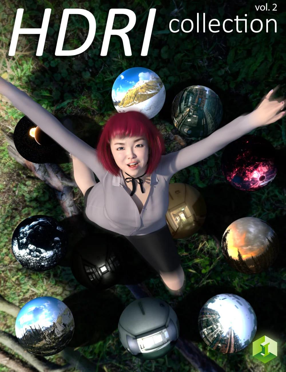 HDRI Collection 2_DAZ3D下载站