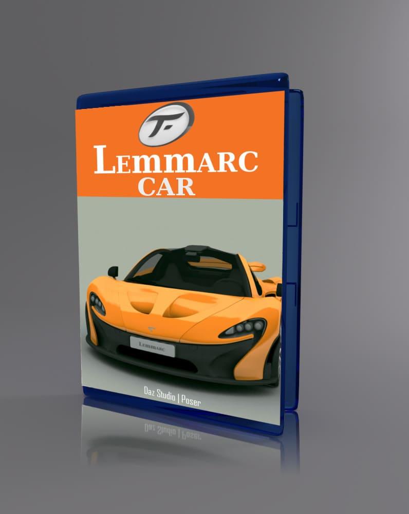 Lemmarc Car_DAZ3D下载站