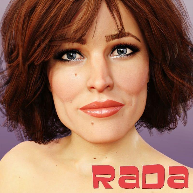Rada for G8F_DAZ3D下载站