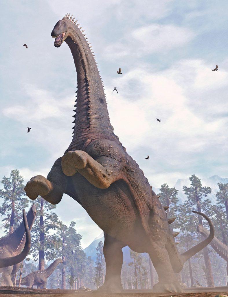 Alamosaurus_DAZ3D下载站