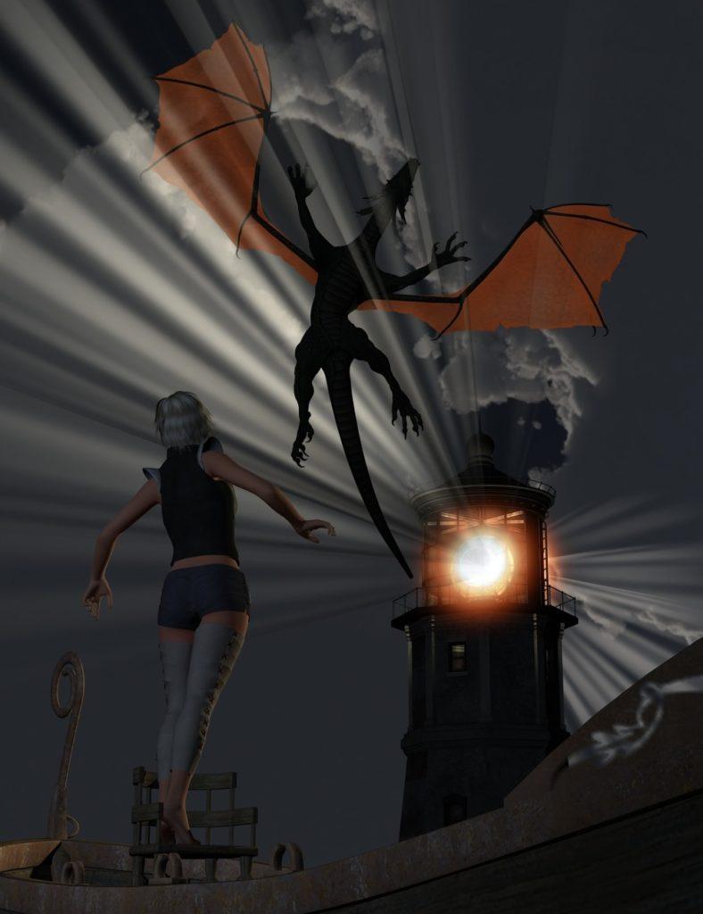 Expanded Godrays – Celestial Bodies_DAZ3D下载站