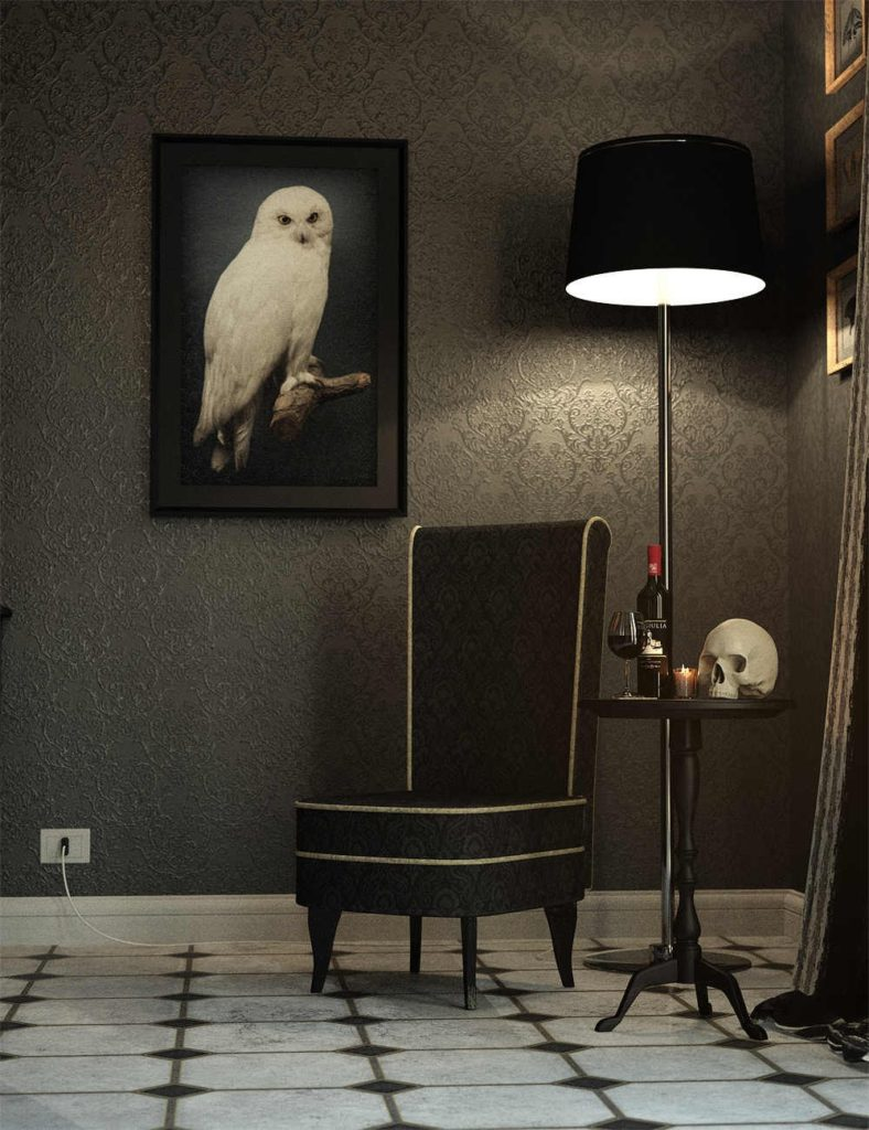 Lights And Cameras For The Venezia Suite_DAZ3D下载站