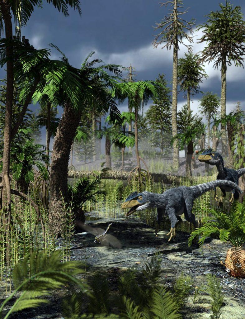 Mesozoic Badlands_DAZ3D下载站
