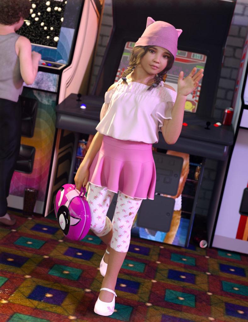 Penelope for Genesis 8 Female_DAZ3D下载站
