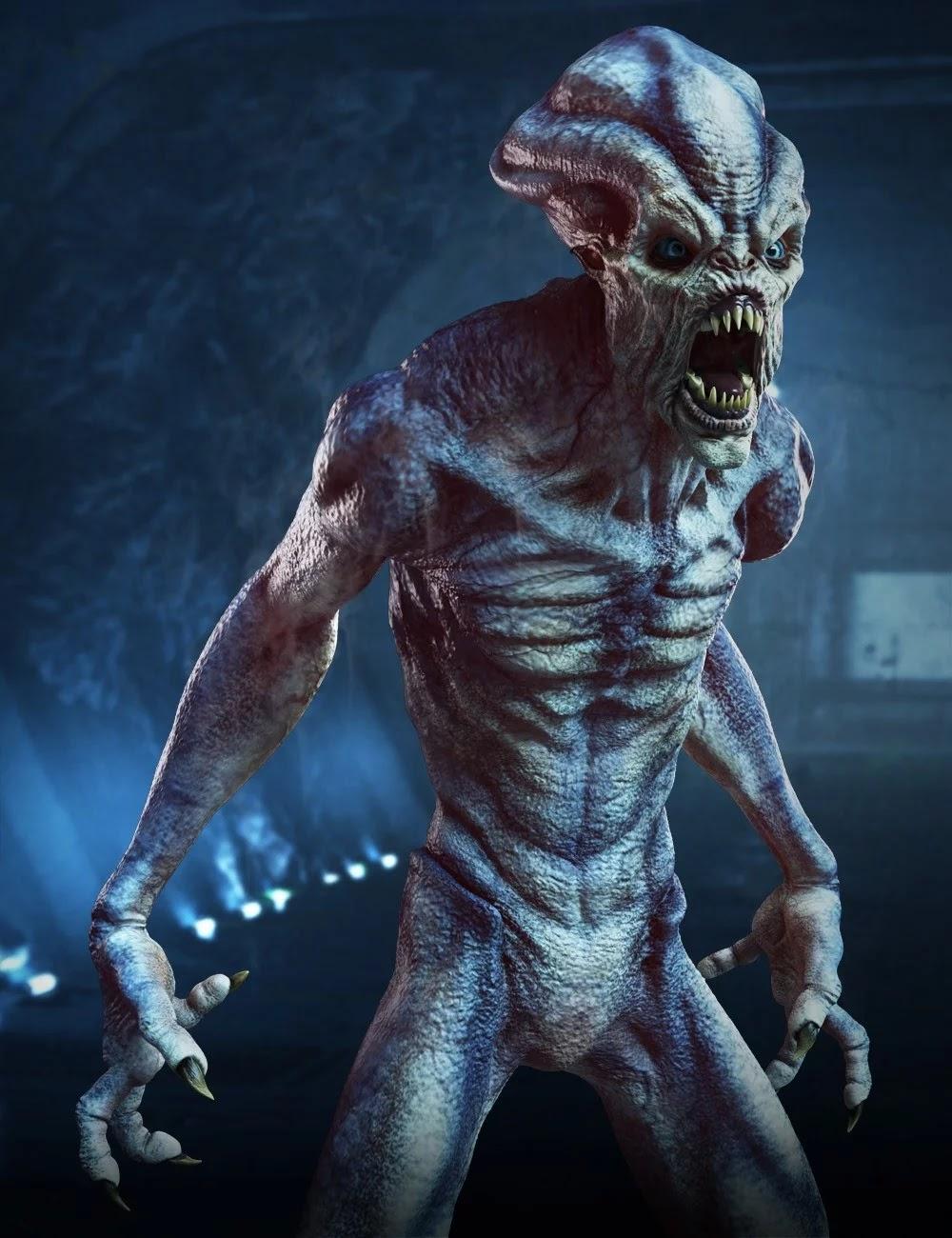 The Outlander HD for Genesis 8 Male_DAZ3D下载站