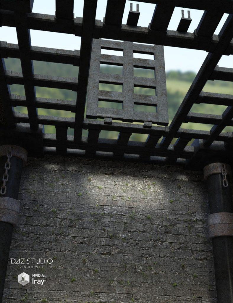 The Drop Box_DAZ3D下载站