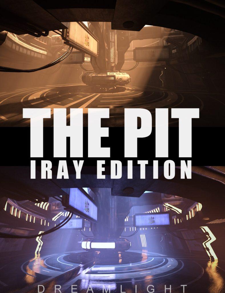The Pit – Iray Edition_DAZ3D下载站