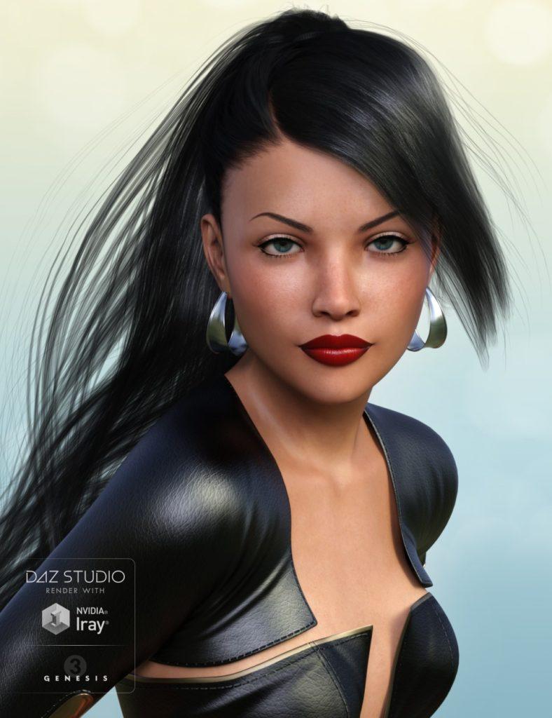 Tresne for Genesis 3 Female(s)_DAZ3D下载站