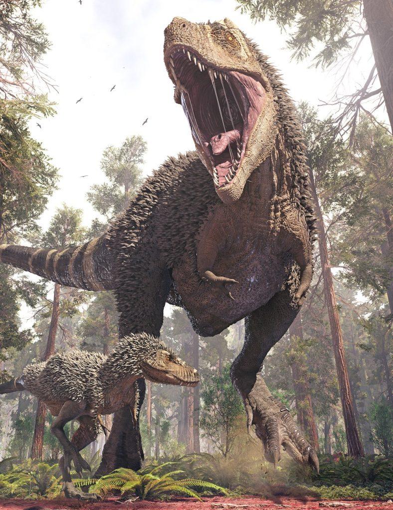 Tyrannosaurus Rex 2_DAZ3D下载站