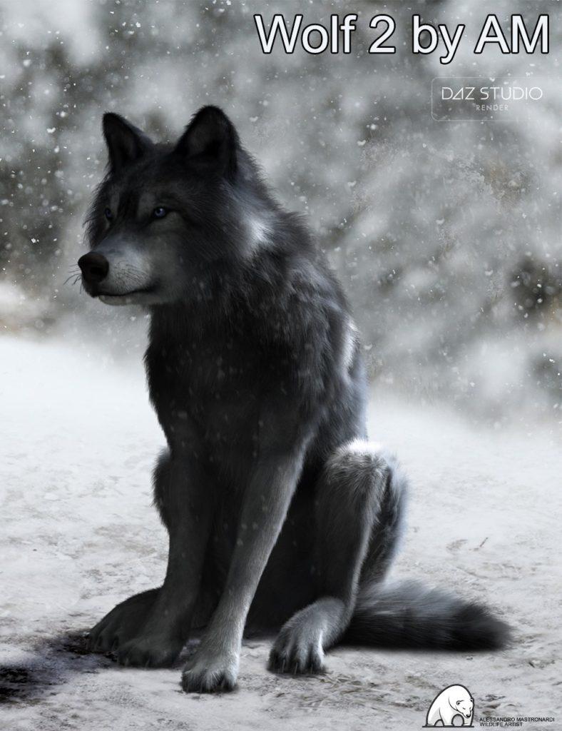 Wolf 2.0 by AM_DAZ3D下载站