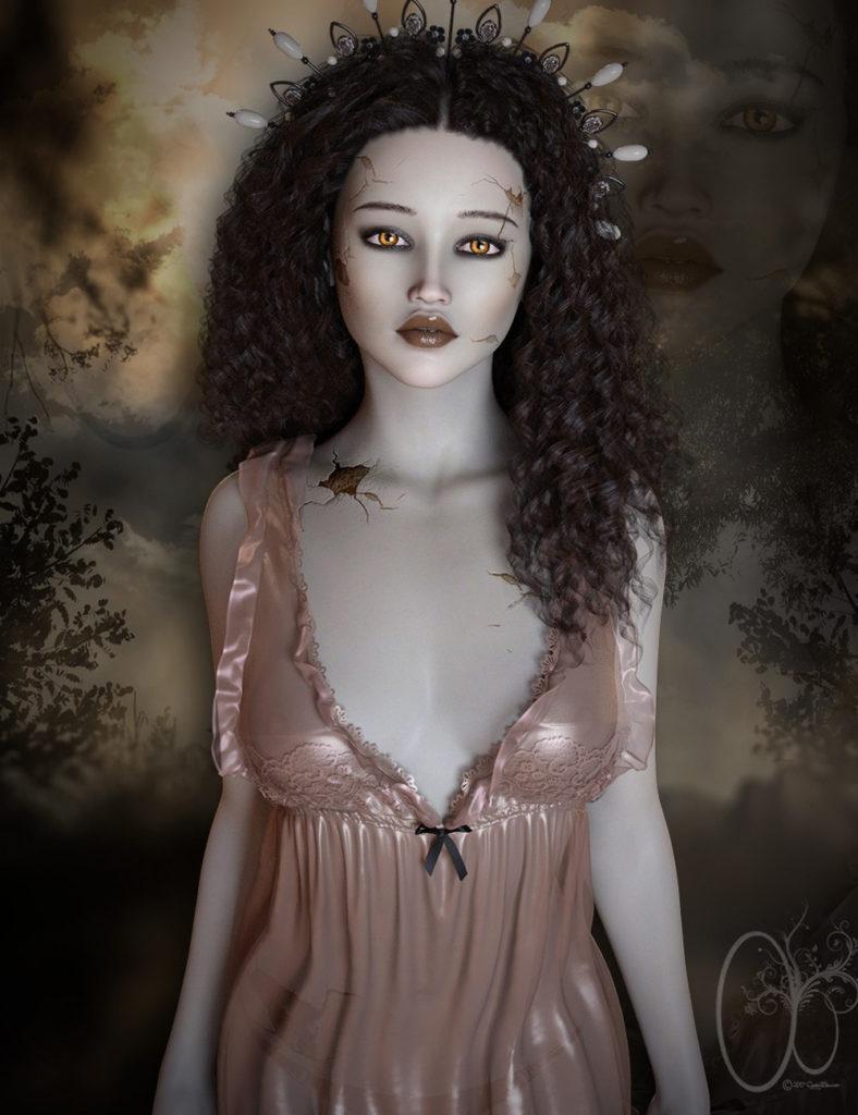 CB Savanah for Genesis 8 Female_DAZ3D下载站