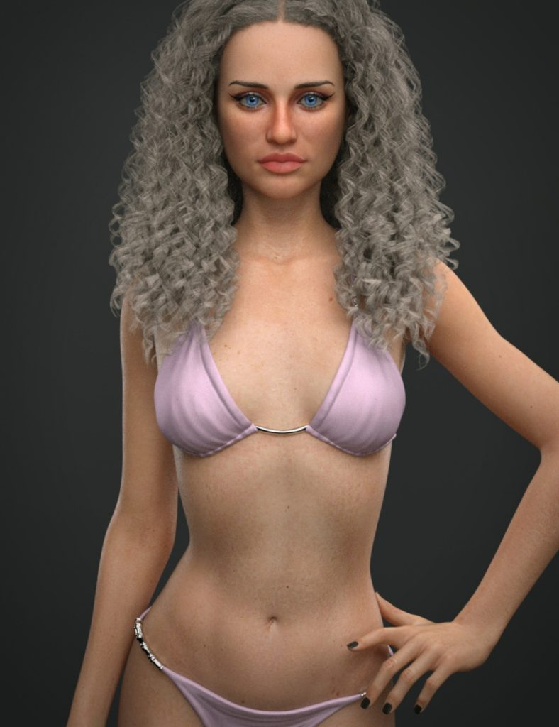 Daisy for Genesis 8 Female_DAZ3D下载站