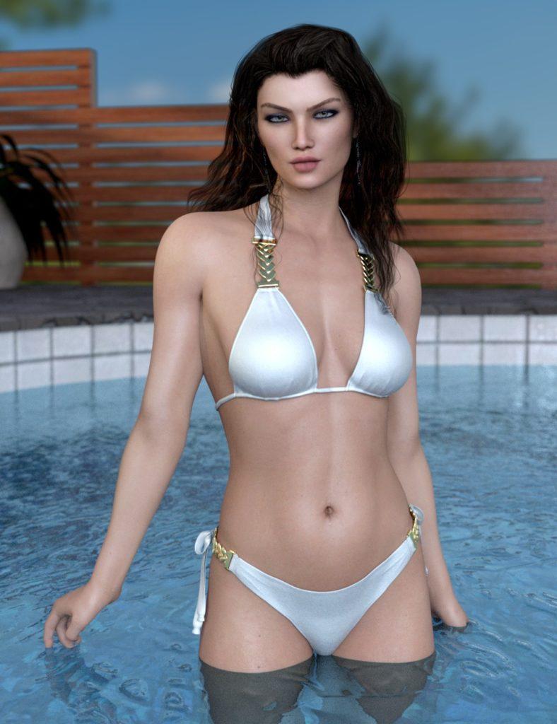 HP Ragna for Genesis 8 Female_DAZ3D下载站