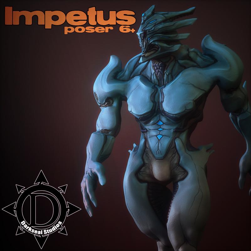 Impetus_DAZ3D下载站