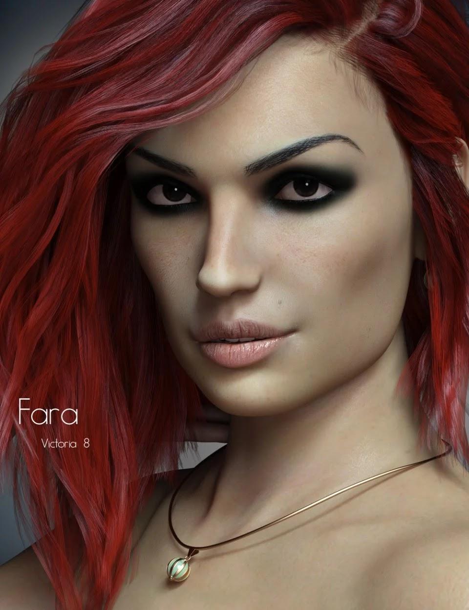 P3D Fara for Victoria 8_DAZ3D下载站