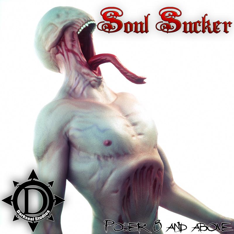 Soul Sucker_DAZ3D下载站