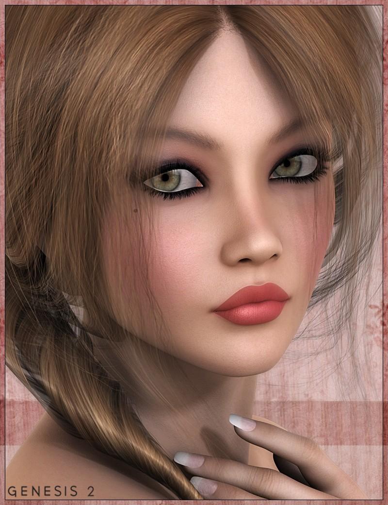 Anabelle_DAZ3D下载站