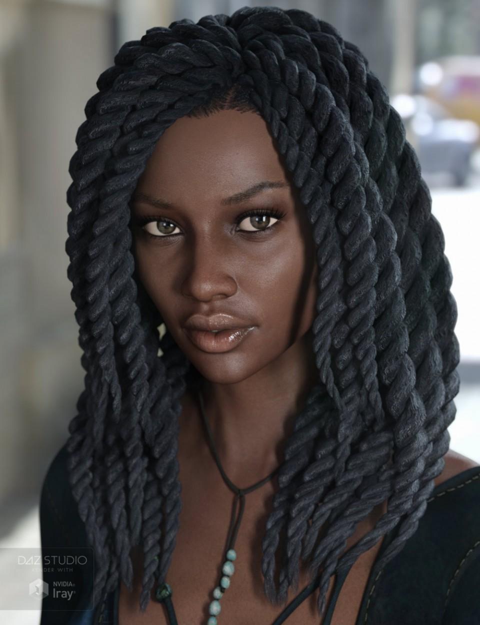 Haven Hair for Genesis 3 Female(s)_DAZ3D下载站