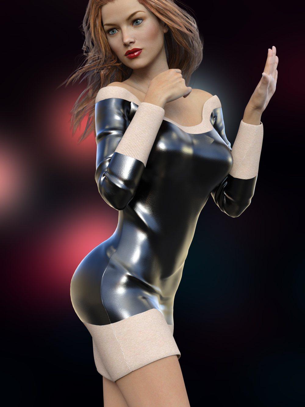 LOL for Genesis 3 Female(s)_DAZ3D下载站