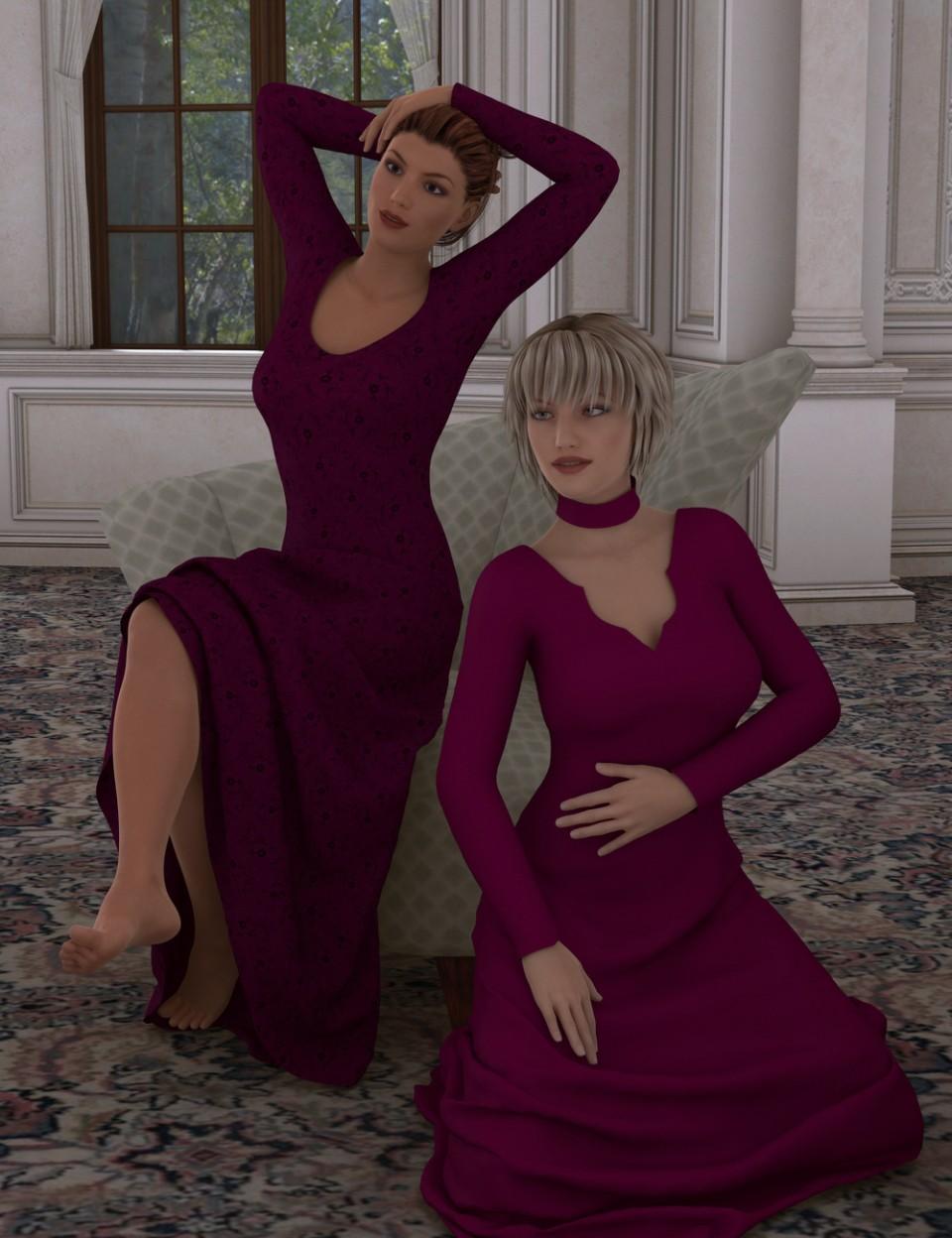 MeriMay for Genesis 3 Female(s)_DAZ3D下载站