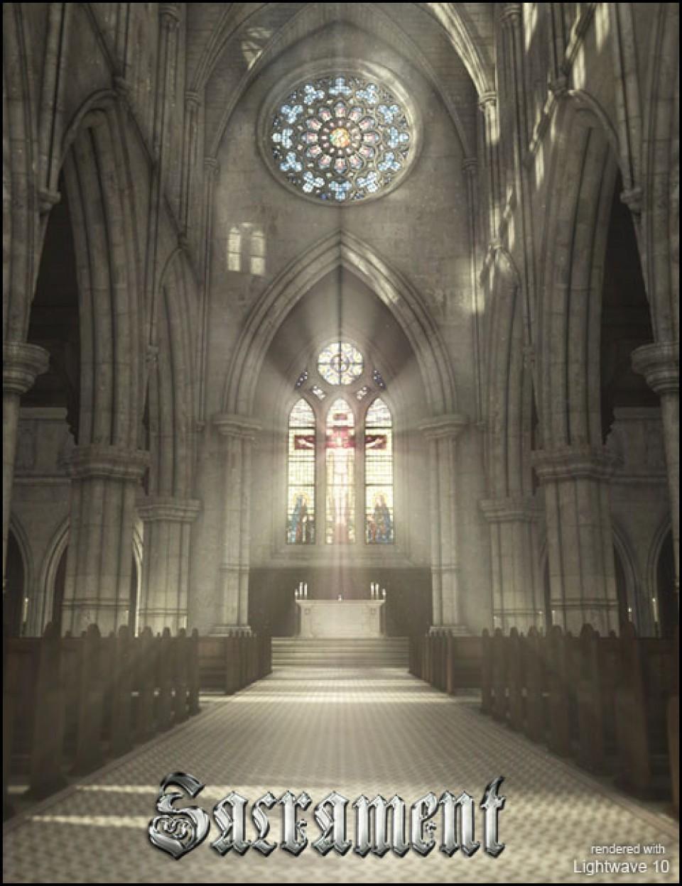 Sacrament_DAZ3D下载站