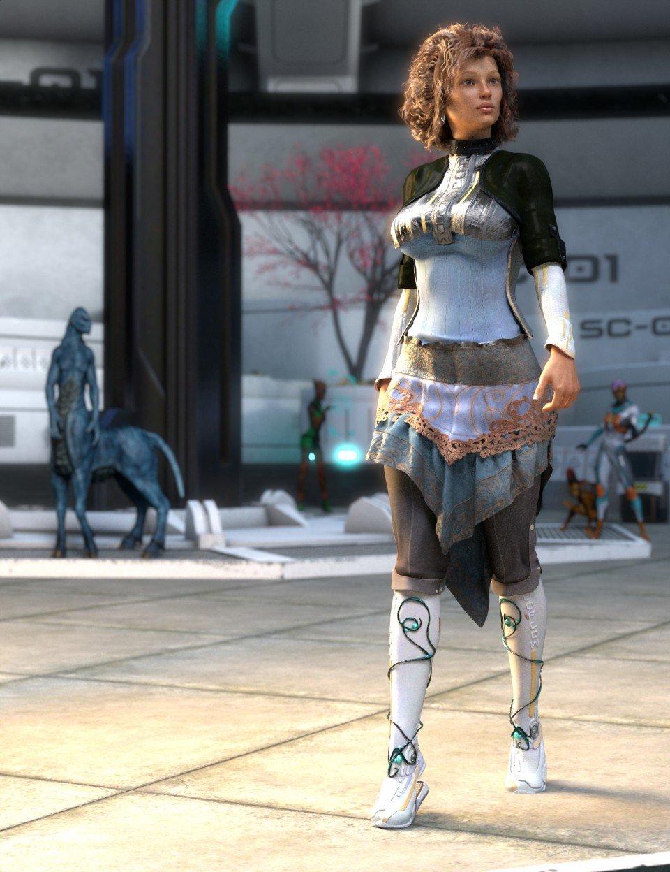 RSSY Ultimate Clothing Fixer Genesis 3_DAZ3D下载站