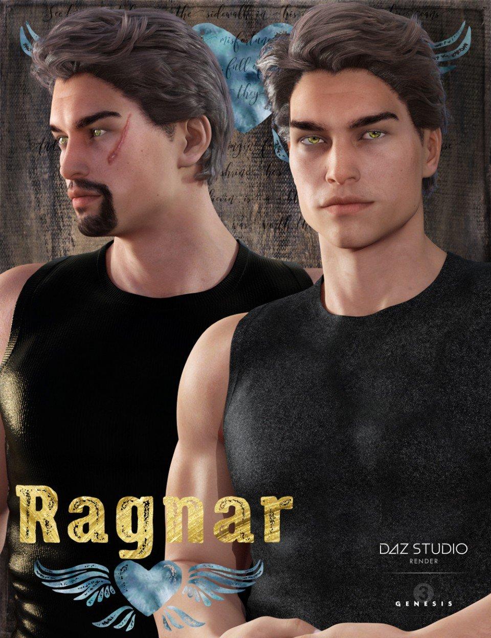 Ragnar Gianni 7_DAZ3D下载站