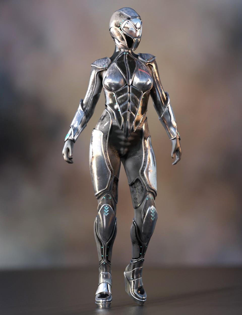 Supersonic Sci-Fi Suit for Genesis 8 Female(s)_DAZ3D下载站