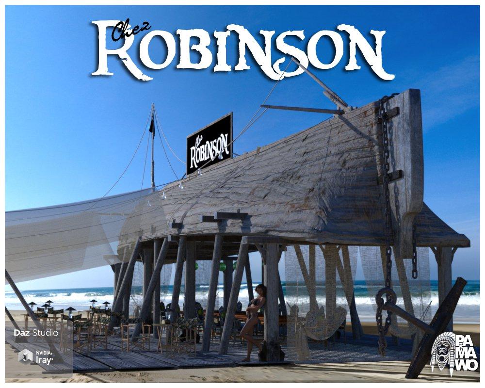 Chez Robinson for DS_DAZ3D下载站