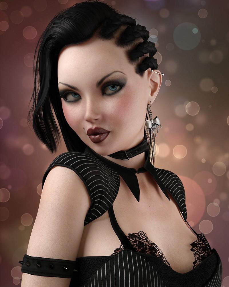 ElsieMay for Genesis 3 Female_DAZ3D下载站