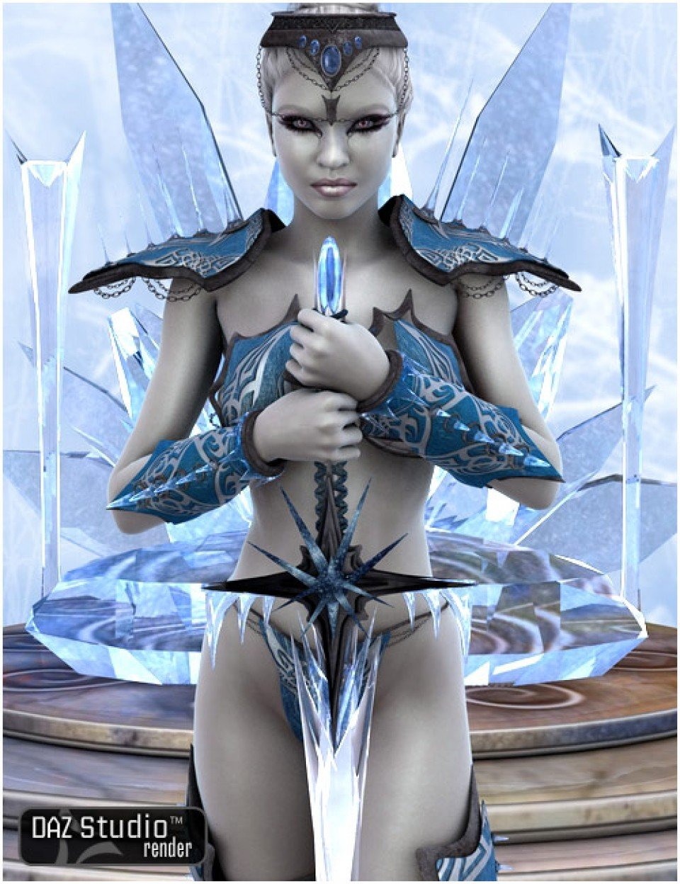 Frostbite V4_DAZ3D下载站