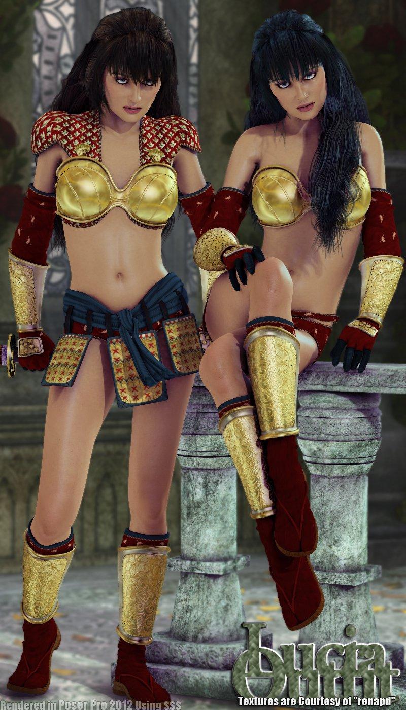 SAV Lucia Outfit V4_DAZ3D下载站