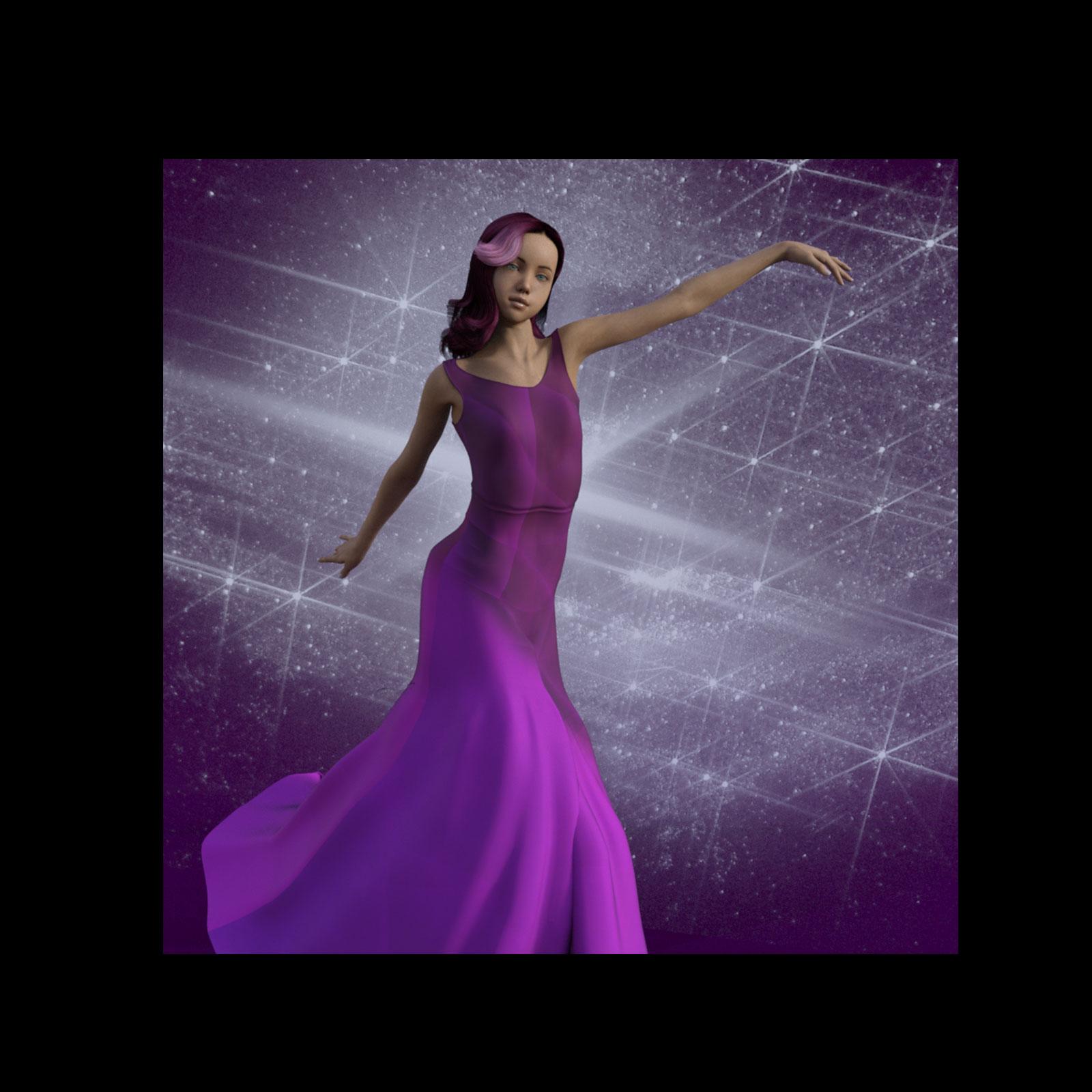 Teen Body Morphs for Genesis 8 Female_DAZ3D下载站