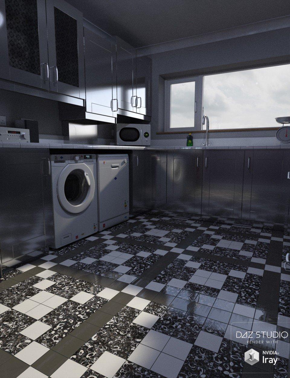 Tiles Aplenty_DAZ3D下载站