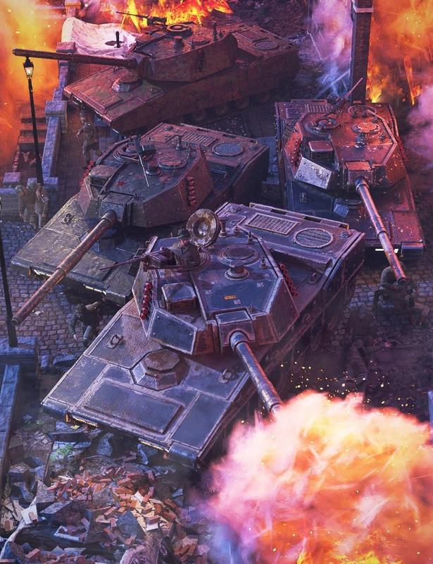 Thor Tank: Night Watcher_DAZ3D下载站
