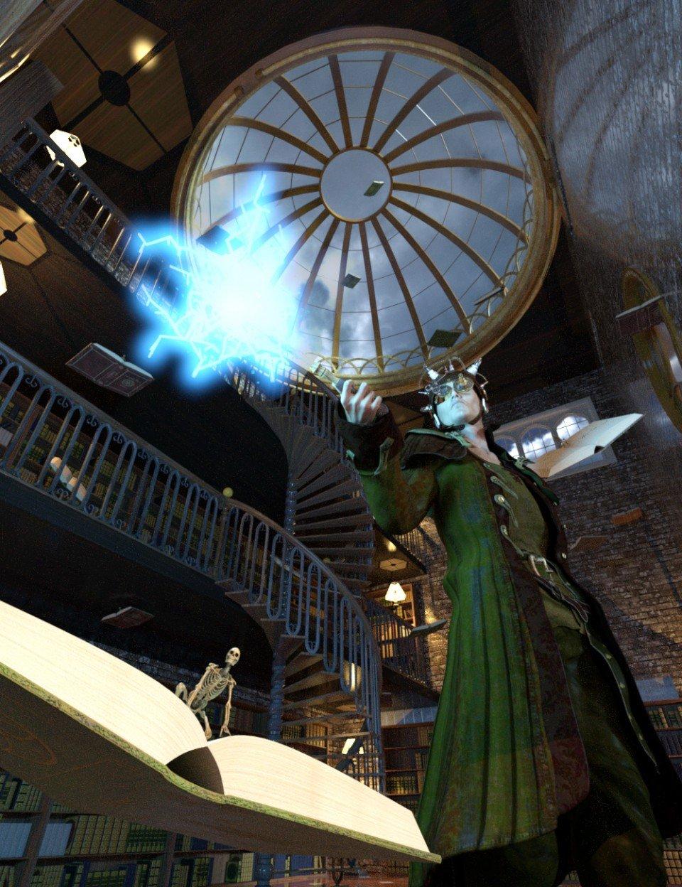 Content Wizard_DAZ3D下载站