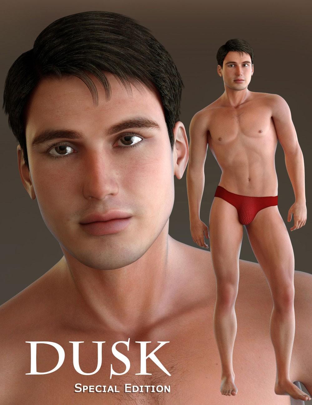Dusk Special Edition_DAZ3D下载站
