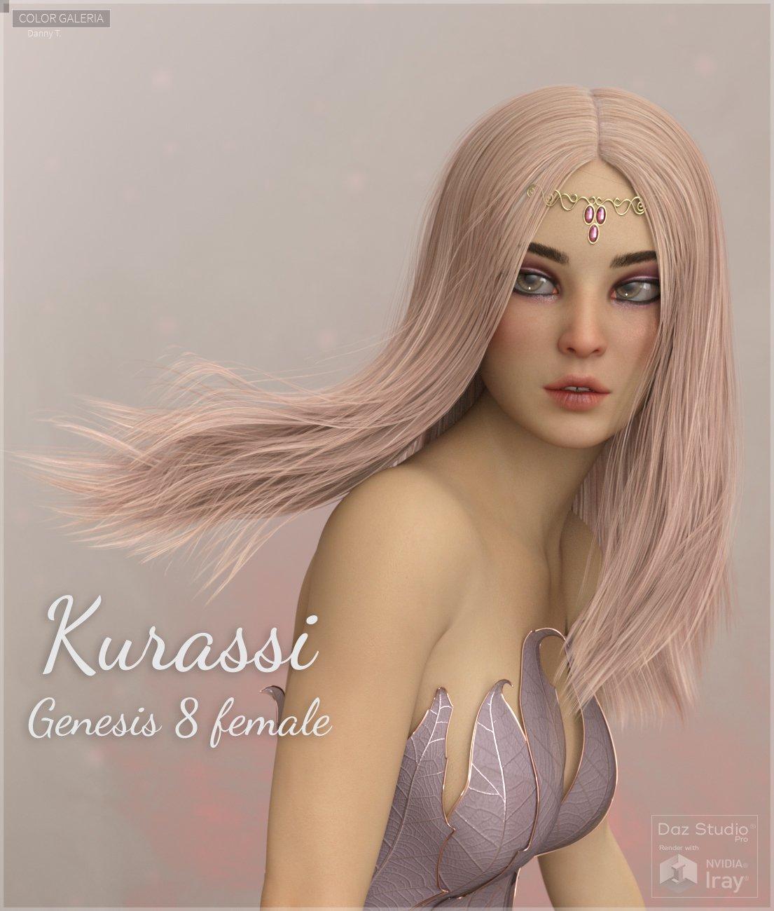 Kurassi for Genesis 8 Female_DAZ3D下载站
