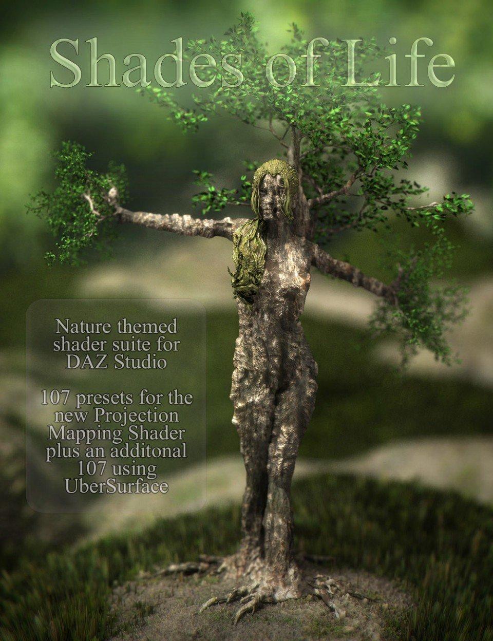 Shades Of Life – Nature_DAZ3D下载站