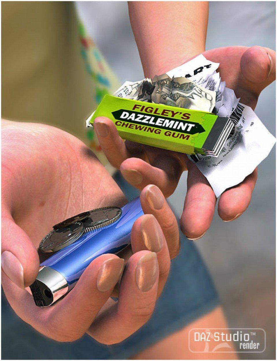Pocket Filler_DAZ3D下载站