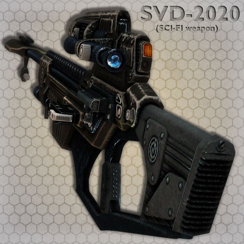 SVD-2020_DAZ3D下载站