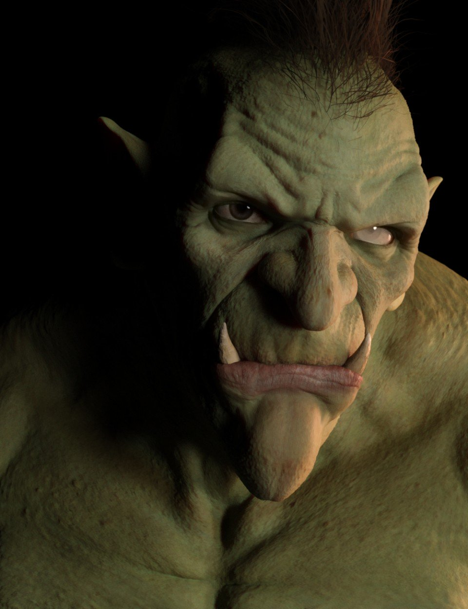 Snerg for Ogre HD_DAZ3D下载站