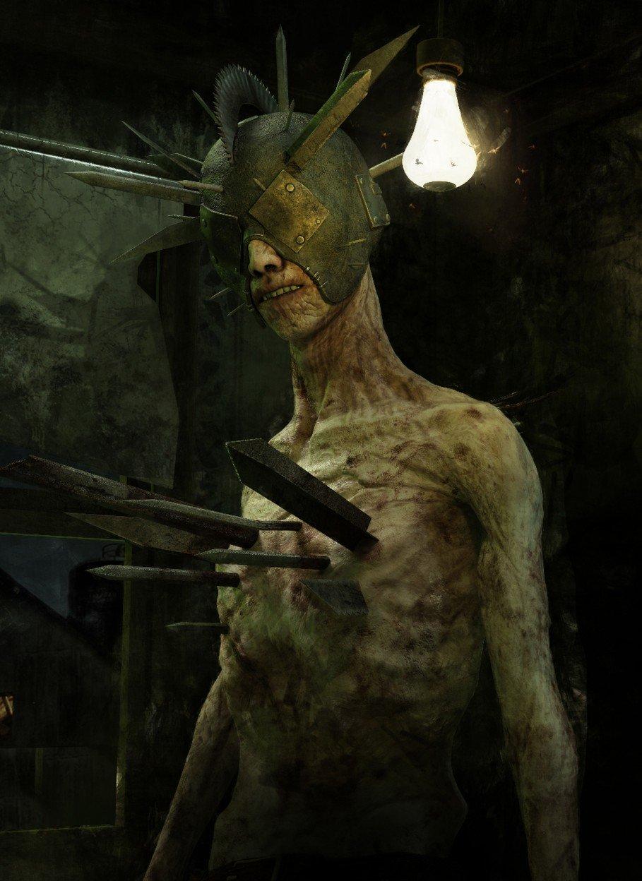 Zombie Armor for Genesis 3 Male(s)_DAZ3D下载站