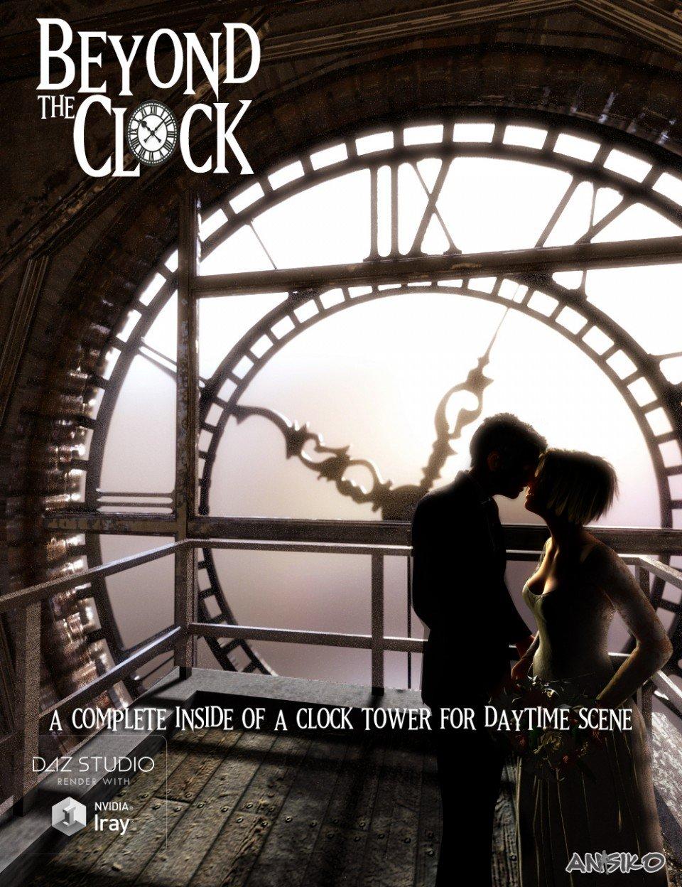 Beyond the Clock_DAZ3D下载站