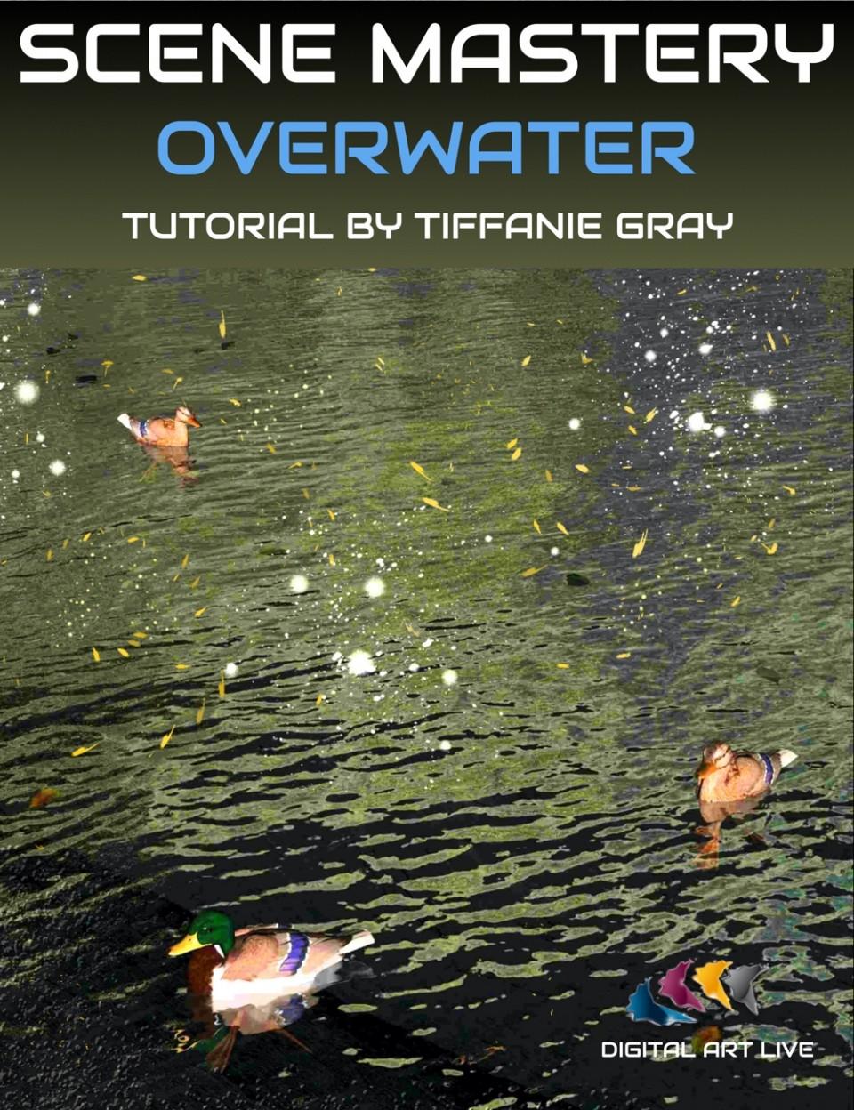 Scene Mastery Tutorial: Overwater_DAZ3D下载站