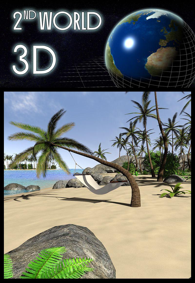Tropical island, the Beach_DAZ3D下载站